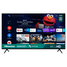 "70"" Class- A6G Series - 4K UHD Hisense Android Smart TV (2021)"