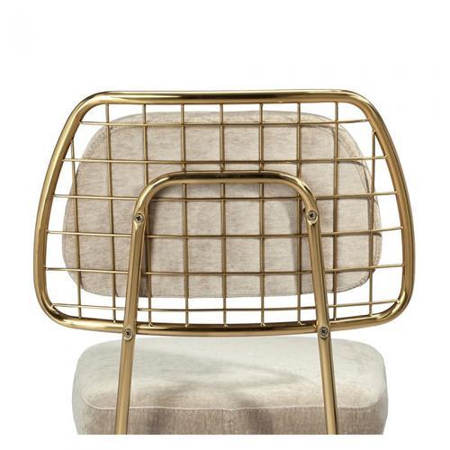 Milan Dining Chair - Beige