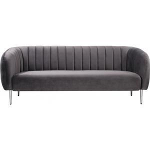 """Willow Velvet Sofa - 83"""" W x 33"""" D x 31.5"""" H"""