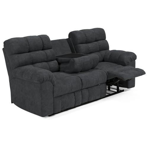 3-piece Sectional With Recliner