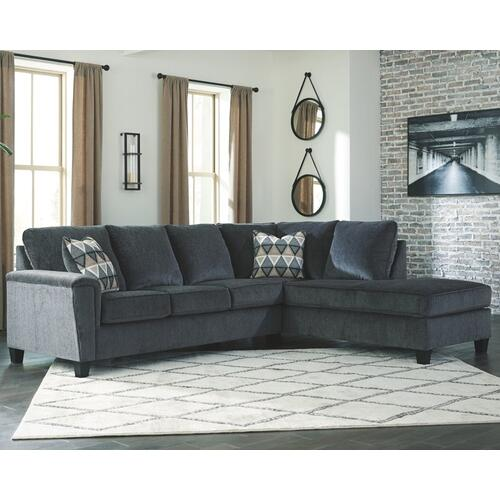 Abinger 2-piece Sleeper Sectional With Chaise