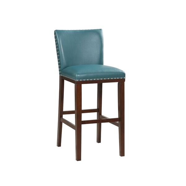 Tiffany KD Bar Chair, Peacock