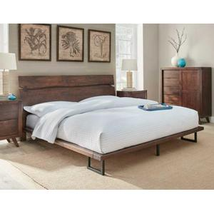 Pasco 4-Piece King Set (King Bed/DR/MR/NS)