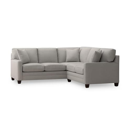 Bassett Furniture - Ladson Small L-Shaped Sectional