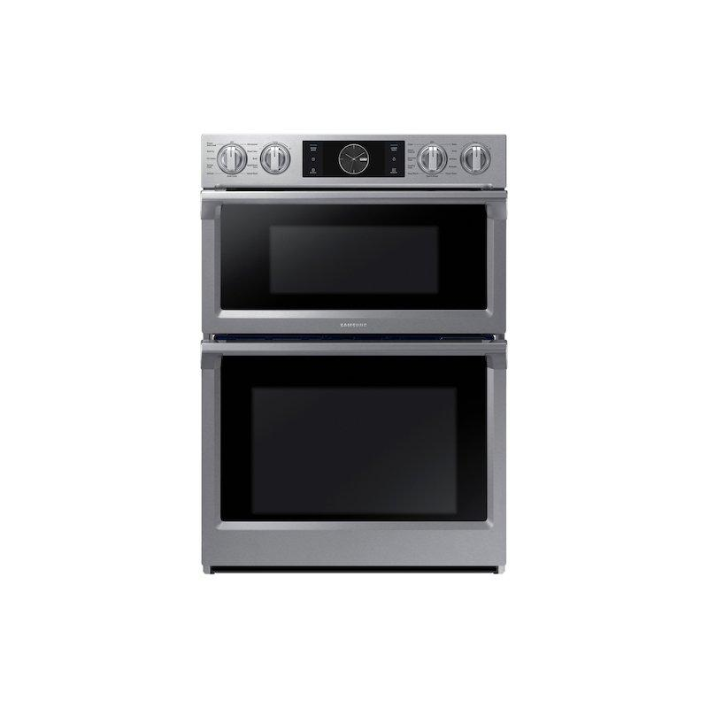 """30"""" Smart Microwave Combination Wall Oven with Flex Duo™ in Stainless Steel"""