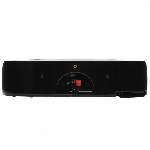 """Blackstone TL Series Compact Center Channel Speaker With Two 3 1/4"""" Drivers and a 3/4"""" Tweeter in Black"""