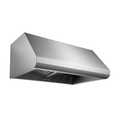 BEST Range Hoods - 60-inch, Pro-Style Outdoor Range Hood, blower sold separately, Stainless Steel (WPD39M Series)