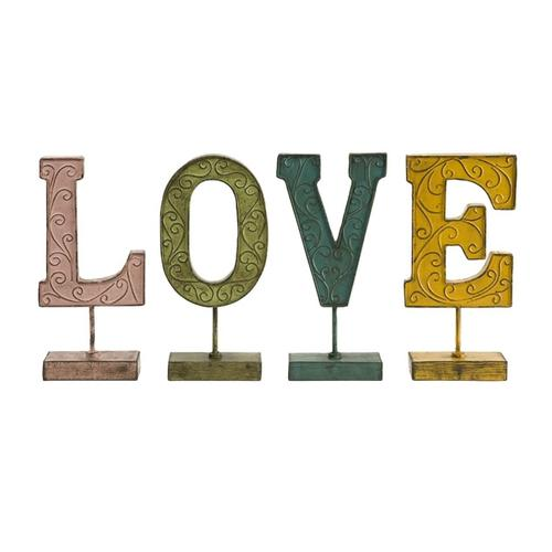 Love Letters - Set of 4