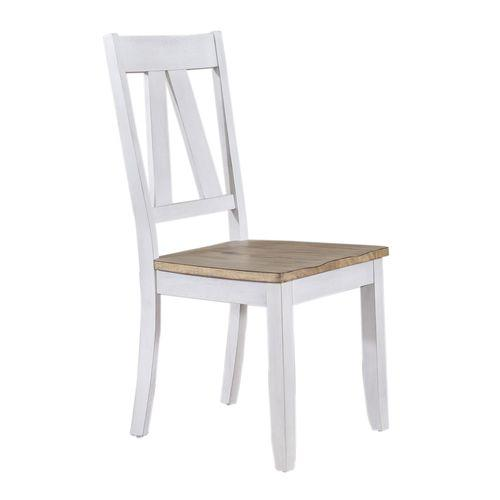 Liberty Furniture Industries - 6 Piece Trestle Table Set