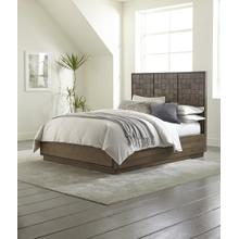 Berkeley Full Platform Bed