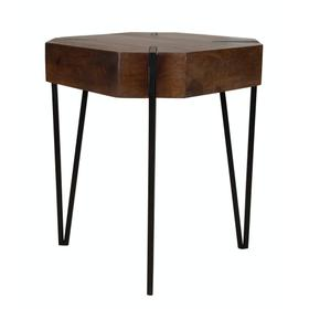Lamp Table, Available in Walnut Only