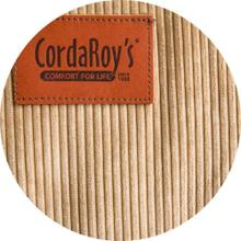 Full Cover - Corduroy - Grey