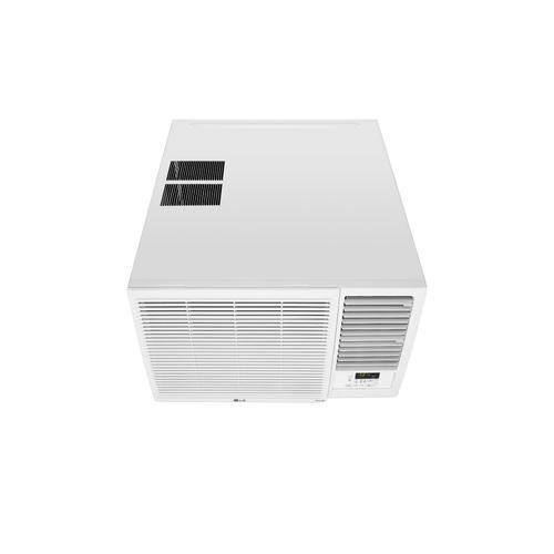 18,000 BTU Smart Wi-Fi Enabled Window Air Conditioner, Cooling & Heating
