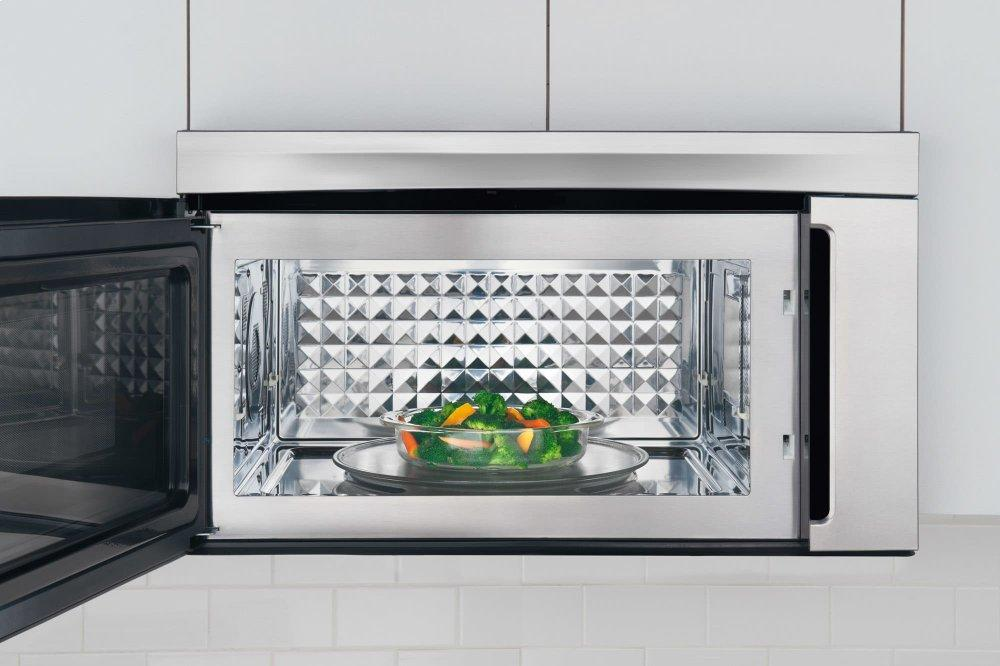 30'' Over-the-Range Convection Microwave Oven with Bottom Controls Photo #5