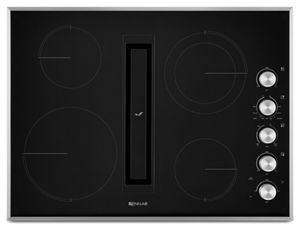 """Euro-Style 30"""" JX3™ Electric Downdraft Cooktop"""