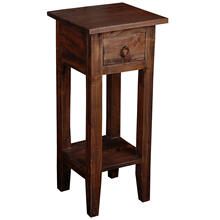 View Product - Cottage Side Table - Raftwood
