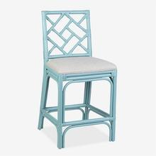 See Details - Hampton Chippendale Counterstool