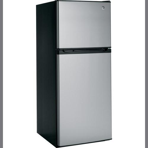 GE 11.55 cu.ft. Top Freezer Refrigerator Stainless Steel GPE12FSKSB