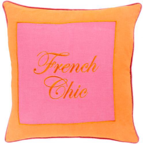 """Surya - French Chic FRC-001 18""""H x 18""""W"""