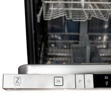 "ZLINE 24"" Top Control Dishwasher in Custom Panel Ready with Stainless Steel Tub [Color: Pannel Ready]"