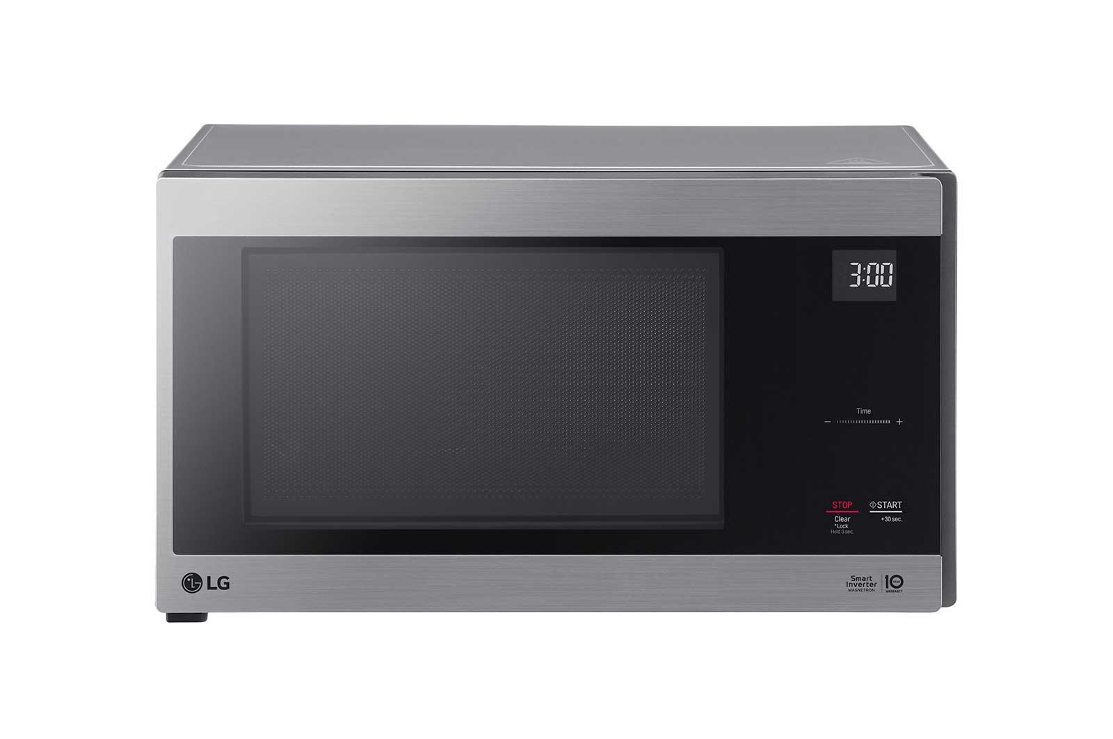1.5 cu. ft. Countertop Microwave with Smart Inverter and EasyClean®