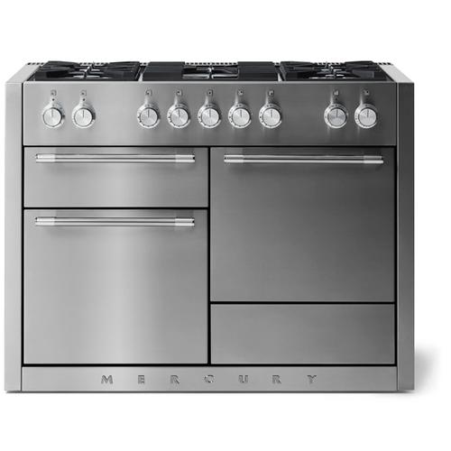 "AGA - Aga Mercury 48"" Dual Fuel Model, Stainless Steel"