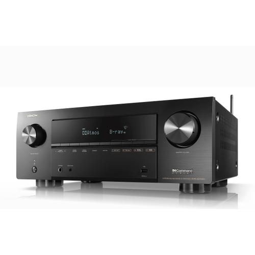 (2020 Model) 7.2ch 8K AV Receiver with 3D Audio, Voice Control and HEOS Built-in®