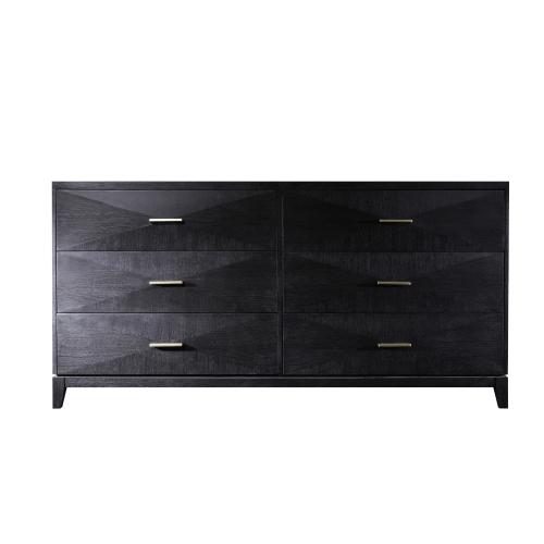 Gallery - Forrest Six Drawer Dresser