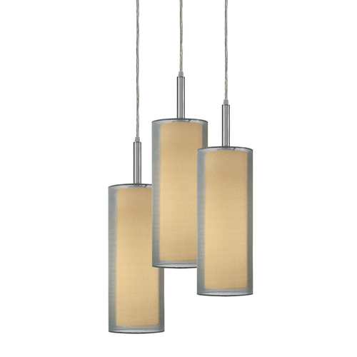 Puri 3-Light Pendant
