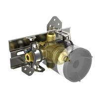in2itiv motion 2-way/combo diverter with shutoff rough-in