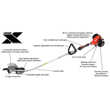 PE-2620 Handheld Curve Shaft Edger ECHO X Series