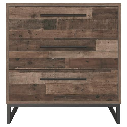 Neilsville Three Drawer Chest