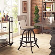See Details - Procure Wood Bar Stool in Brown