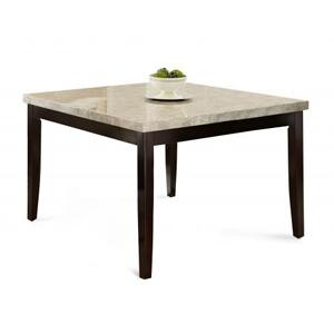 Monarch 54-inch Marble Top Counter Table