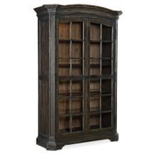La Grange Mullins Prairie Display Cabinet