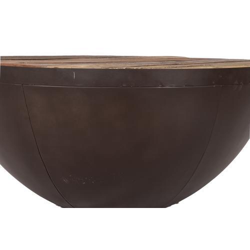 Porter International Designs - Thrum Natural Coffee Table, SBA-5437N