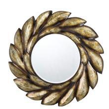 Tivoli Round Pu BeveLED Mirror