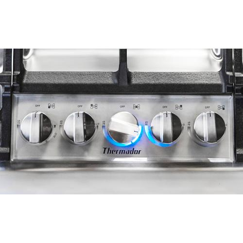 Gas Cooktop 30'' Stainless Steel SGSXP305TS