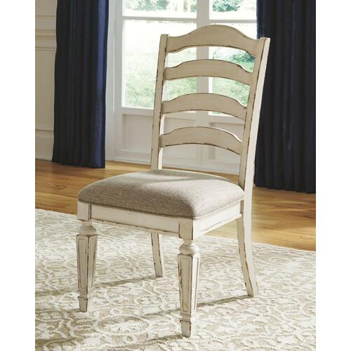 Dining UPH Side Chairs (Set of 2)