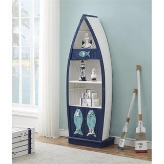 See Details - Nautical Bookcase