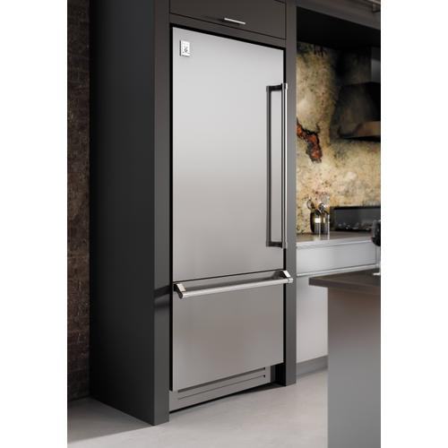 """36"""" Bottom Mount, Bottom Compressor Refrigerator - KRB Series - Grove"""