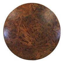 "48"" Round Otono Copper Top"
