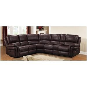 Power 7PC Sectional