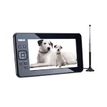 "Portable Digital TV 7"" Widescreen LCD"