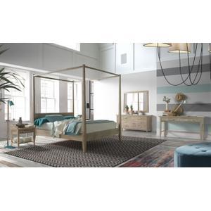 Pelican Reef - Lyra 4 PC King Bedroom Set