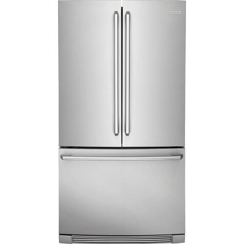 Electrolux EI23BC82SS  Counter-Depth French Door Refrigerator with IQ-Touch™ Controls