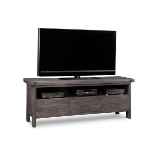 Handstone - Rafters HDTV Unit w/Hutch