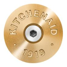 KitchenAid® Commercial-Style Range Handle Medallion Kit, New Gold - Other