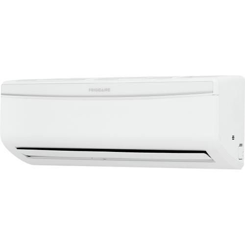 Frigidaire - Frigidaire Ductless Split Air Conditioner Cool and Heat- 9,000 BTU, Heat Pump- 115V- Indoor unit