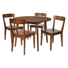 See Details - Chesterfield 5/pc Dining Set